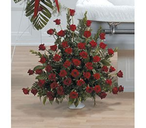 Classic Rose Arrangement