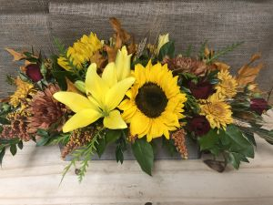Country Harvest Centerpiece