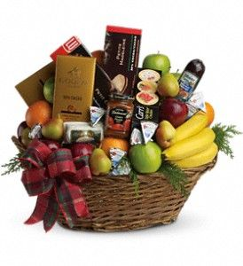 The Complete Holiday Basket