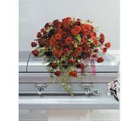 True Love Casket Spray